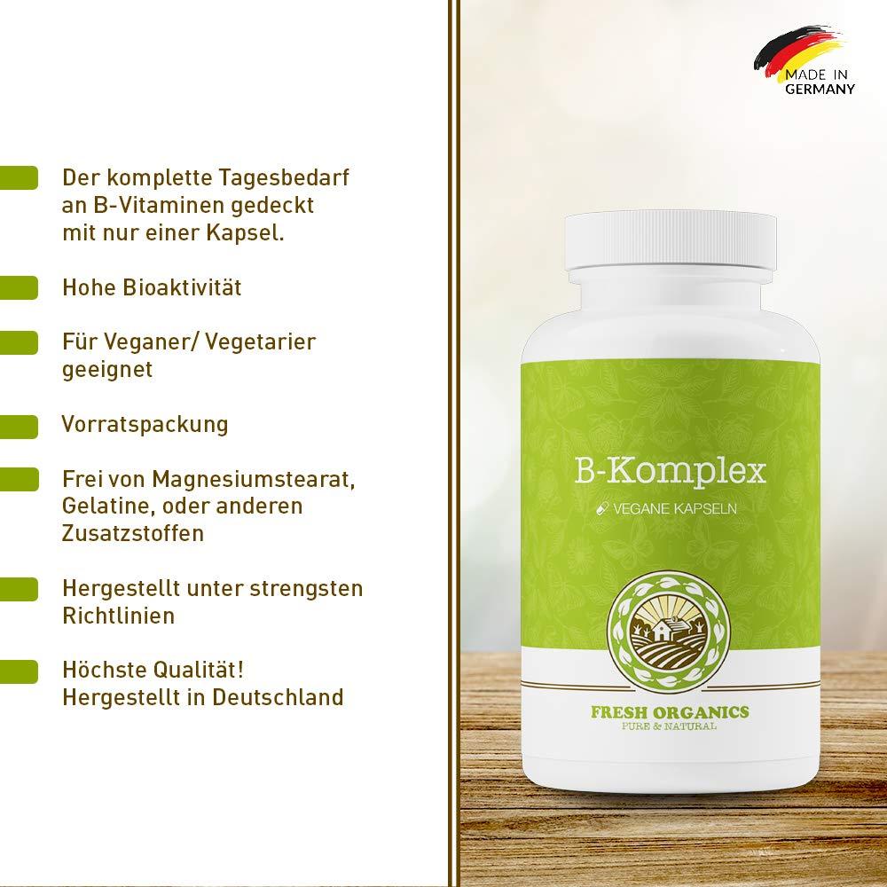 Vitamin B Komplex 180 Tabletten