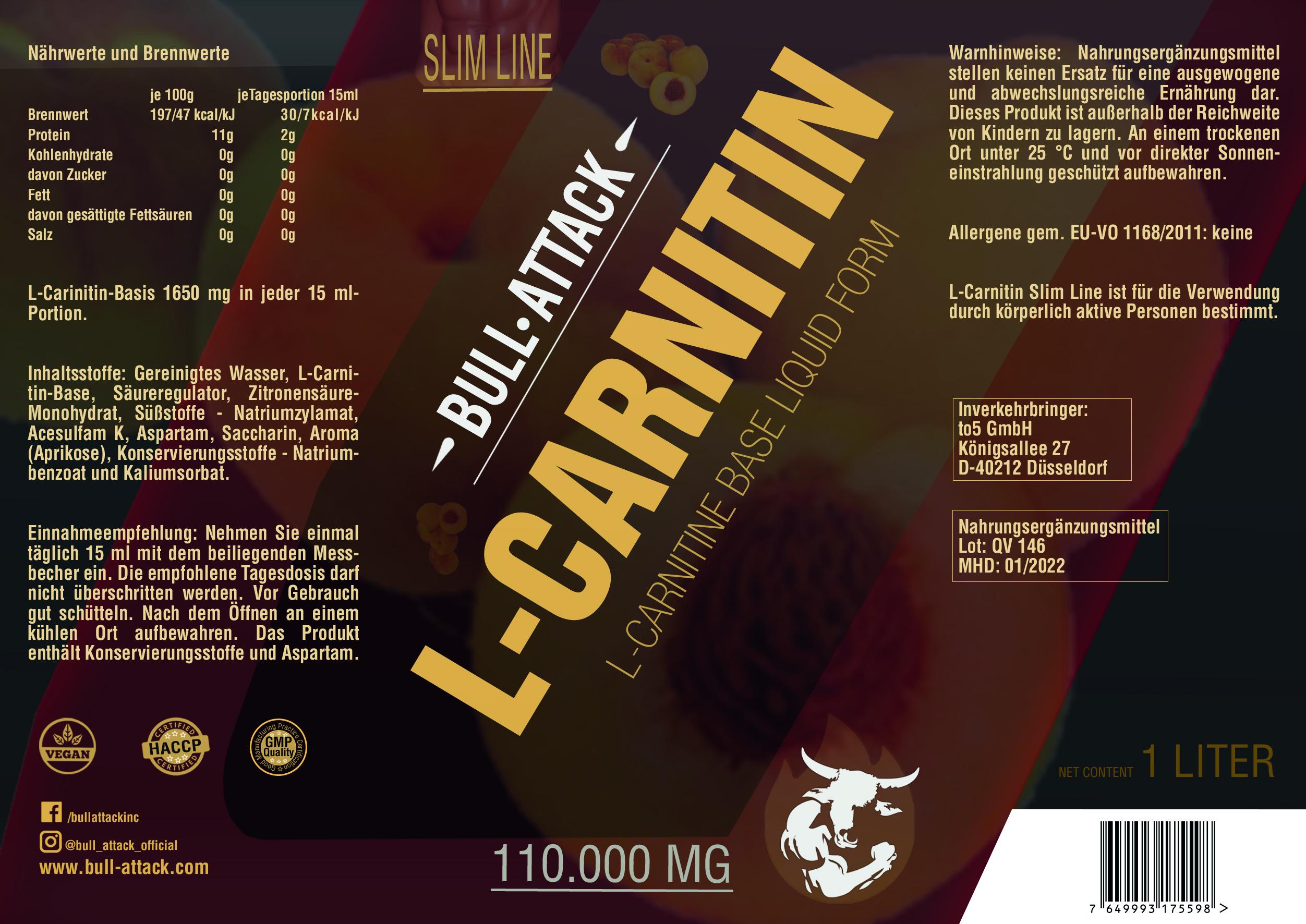 Carnitin Liquid