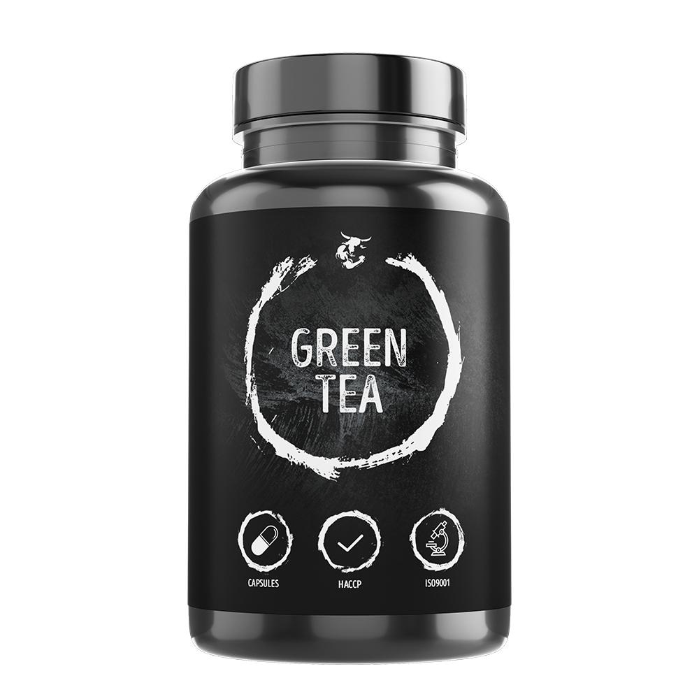 Green Tea Extract Kapseln