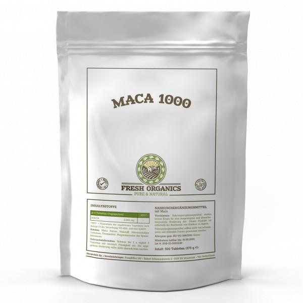 MACA | 1.000 Tabletten